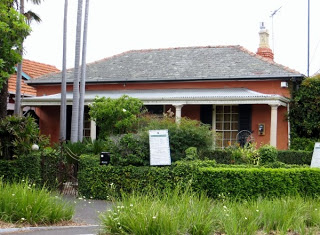 Morley's Cottage: cnr Nott and Farrell Sts, Port Melbourne