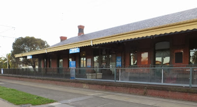 Port Railway Station