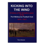 Kicking into the Wind by Terry Keenan
