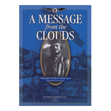 A Message from the Clouds by Des Martin and Bertha Carey