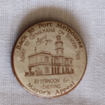 Back to Port Melbourne - Kymkhana Badge - Wrong Date