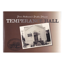 Temperance Hall by Pat Grainger