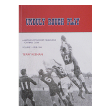 Unduly Rough Play by Terry Keenan