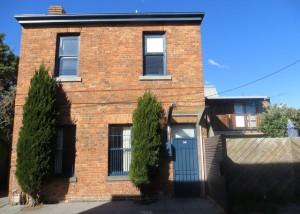 McCormack Street house