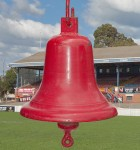 Signalling the Quarters for over 70 years: The PMFC's Timekeepers' Bell