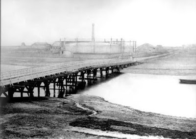 lagoon bridge gasworks w