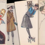 Saucy Postcards from Swallow & Ariell