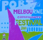 Port Melbourne Festival Posters