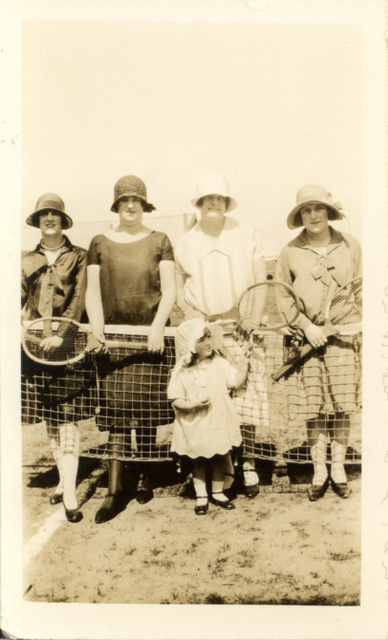 1-2397 Graham St tennis club