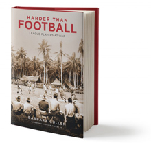 Harder Than Football by Barbara Cullen