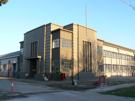 former Rootes Factory, Salmon Street, Port Melbourne