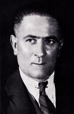 Cr M H Fennell, immediate ex-Mayor (Allan Studios)