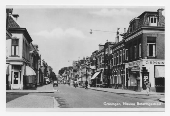 Postcard of Groningen c 1940s-50s