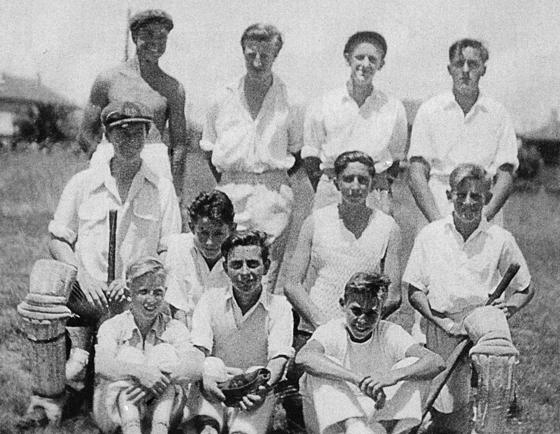 Port United Boys Cricket Team
