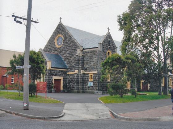 St Joseph's Church, Port Melbourne