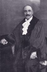 Cr J P Crichton, Mayor of Port Melbourne