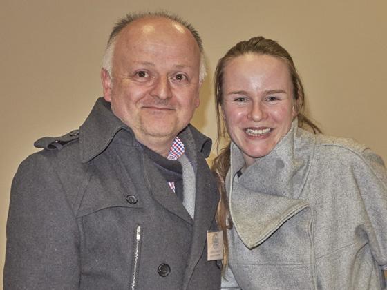 George Tsingos & Emma Teasdale