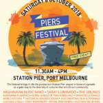 Piers Festival on Station Pier