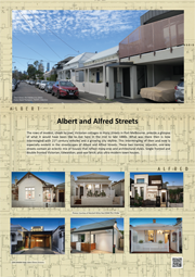 Albert and Alfred Streets