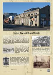 Corner Bay and Beach Streets