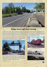 Bridge Street Light Rail Crossing
